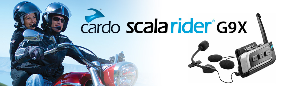 Cardo is the world's acknowledged market leader in wireless communication headsets for motorcyclists.