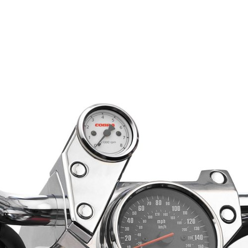 COBRA - Dash - Billet Tachometer For Cruiser - Honda VTX1800R/S/T - 01-1660 PS