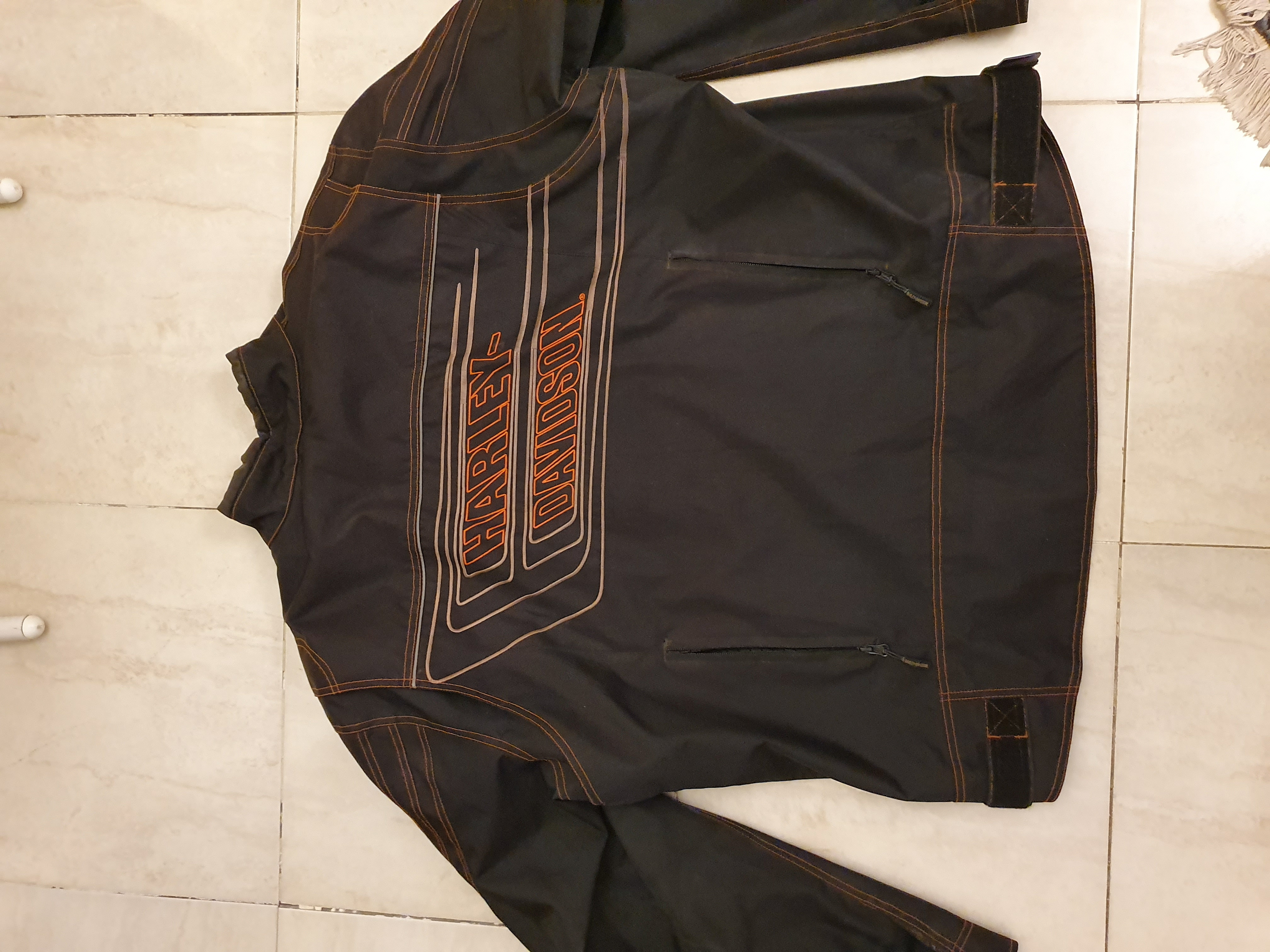 Harley Davidson -  Jacket - Harley davidson safety jacket