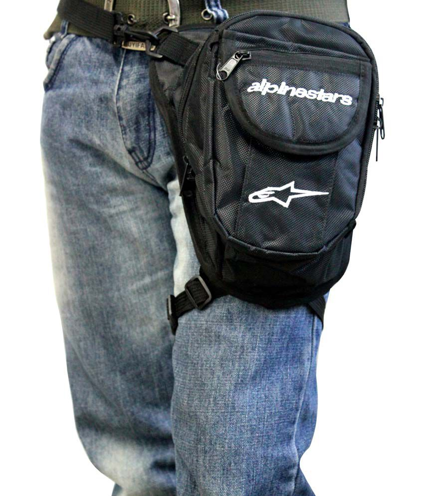 alpinestars  leg bag for motorcycles and scooter
