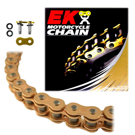 Get it delivered to your door - EK CHAIN 530 SROZ2 Series O-Ring Chain - 2800 (EGP)