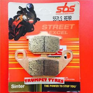 SBS REAR BRAKE PADS - 557LS