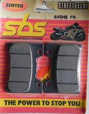 Get it delivered to your door - SBS FRONT BRAKE PADS -  645HS - 485 (EGP)