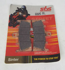 Get it delivered to your door - SBS FRONT BRAKE PADS - 686HS - 540 (EGP)