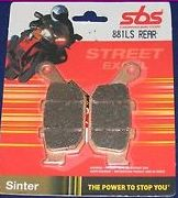 SBS REAR BRAKE PADS -  881LS