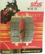 Get it delivered to your door - SBS FRONT BRAKE PADS - 901HS  - 485 (EGP)