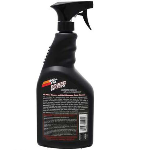 K and N - Filter Accessories  - 99-0621 Cleaner and Degreaser