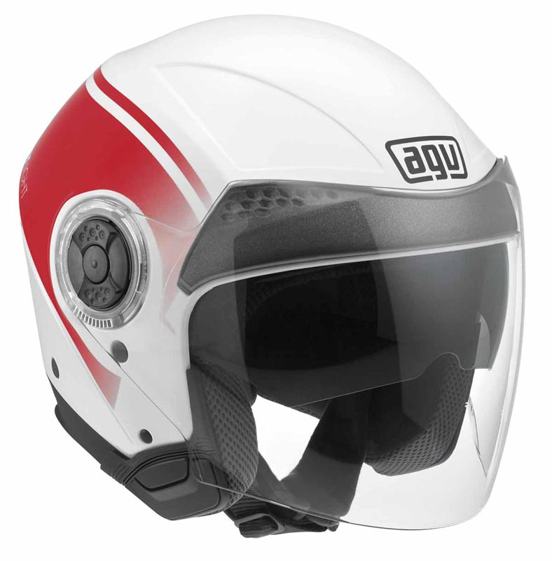 Get it delivered to your door - AGV NEW CITY LIGHT MULTI WORLD - 2225 (EGP)