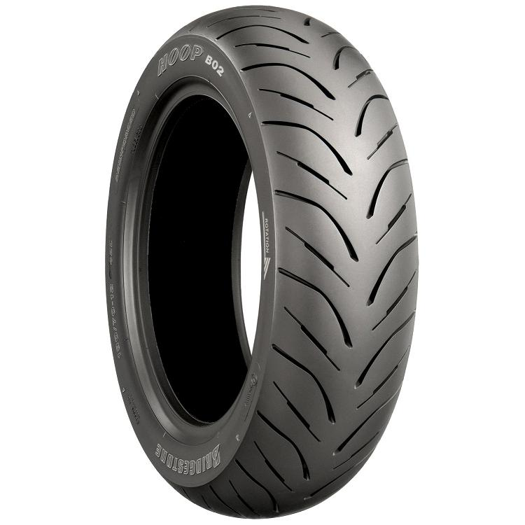 Get it delivered to your door - BRIDGESTONE B02 HOOP SCOOTER REAR TIRE - 2900 (EGP)