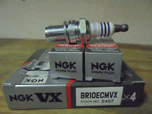 Get it delivered to your door - NGK BR10ECMVX Spark Plug - 190 (EGP)