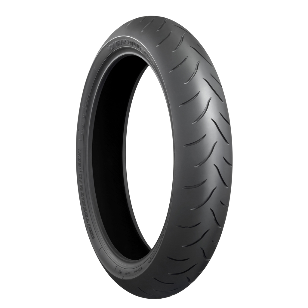 Get it delivered to your door - BRIDGESTONE BT016 BATTLAX SPORT FRONT TIRE - 2500 (EGP)