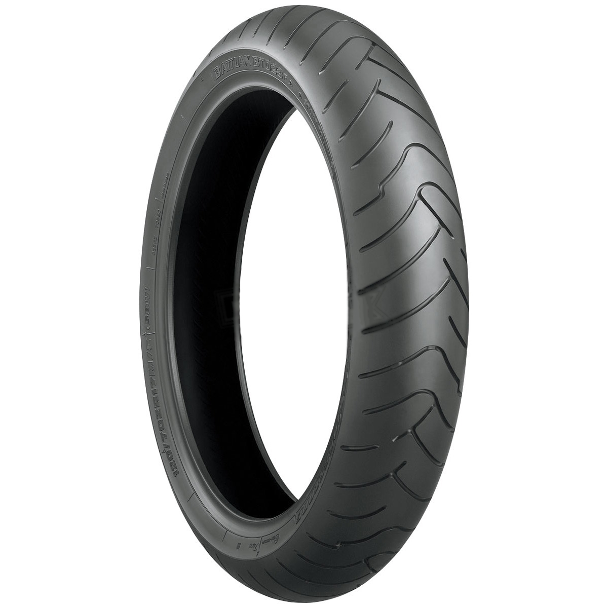 Get it delivered to your door - BRIDGESTONE BT023 BATTLAX SPORT TOURING FRONT TIRE - 3135 (EGP)