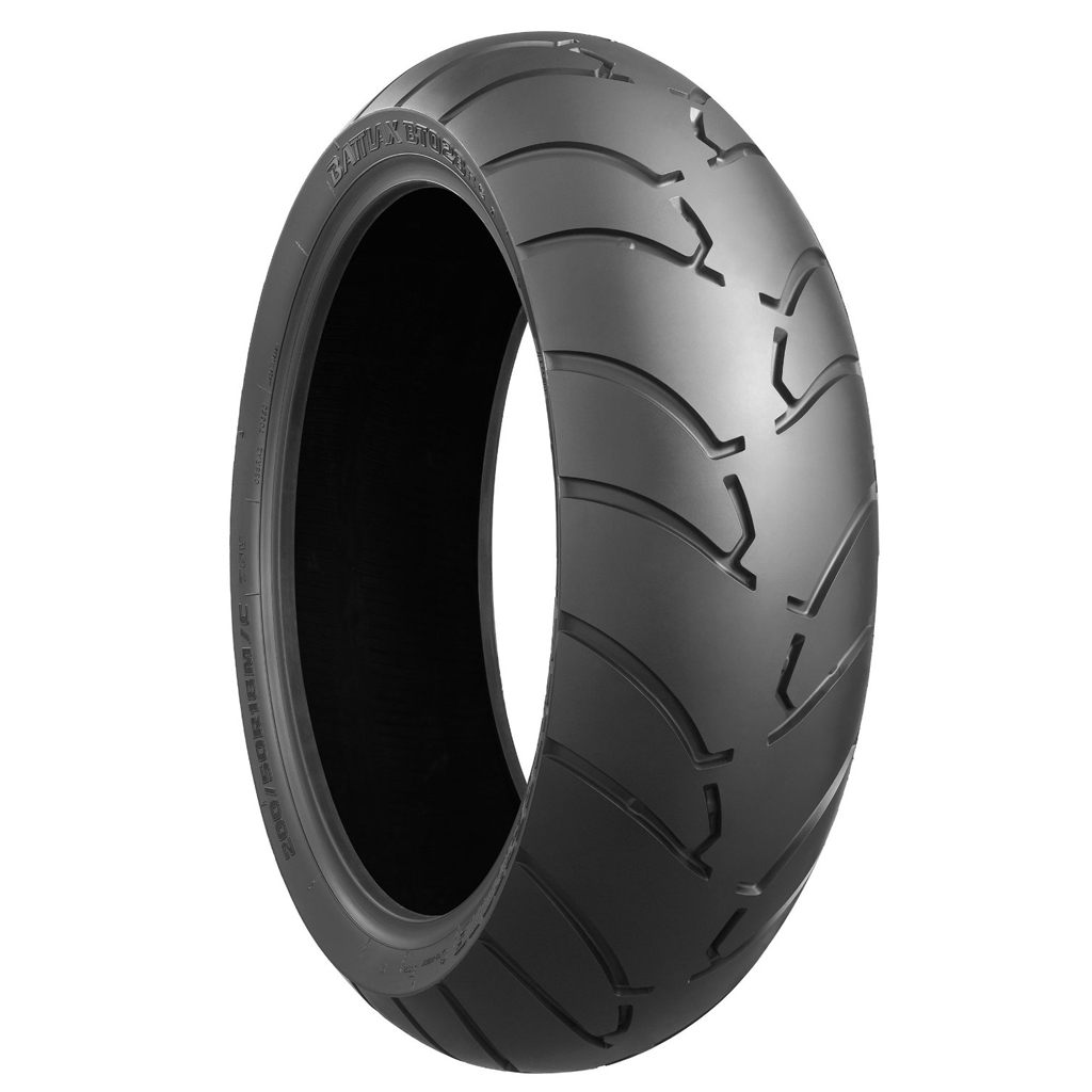 Get it delivered to your door - BRIDGESTONE BT028 BATTLAX SPORT REAR TIRE - 4300 (EGP)