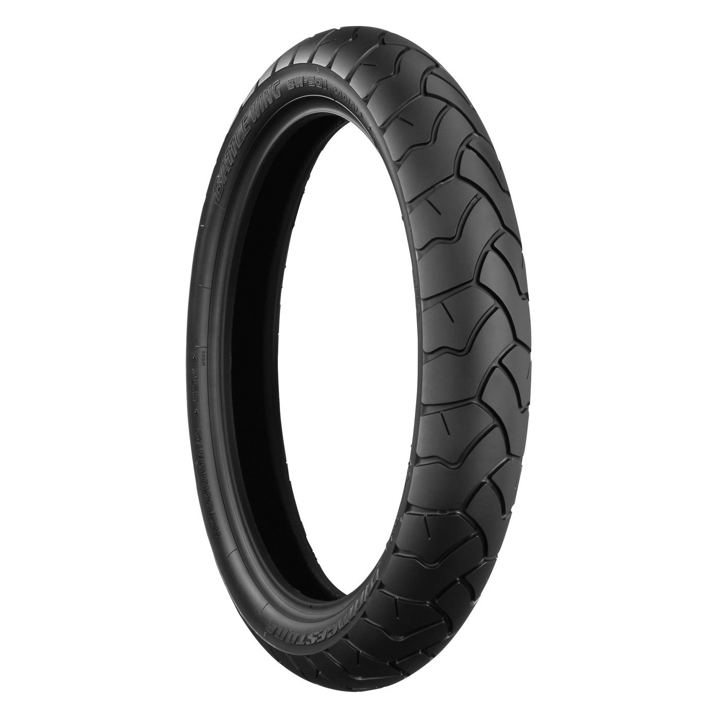 Get it delivered to your door - BRIDGESTONE BW501 BATTLE WING ADVENTURE SPORT FRONT TIRE - 3800 (EGP)