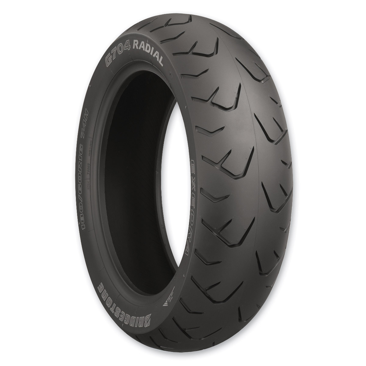 Get it delivered to your door - BRIDGESTONE G704 EXEDRA TOURING REAR TIRE - 4495 (EGP)