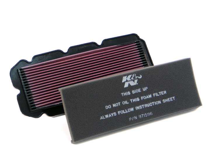 Get it delivered to your door - K and N HA-1596 Air Filter - 1040 (EGP)