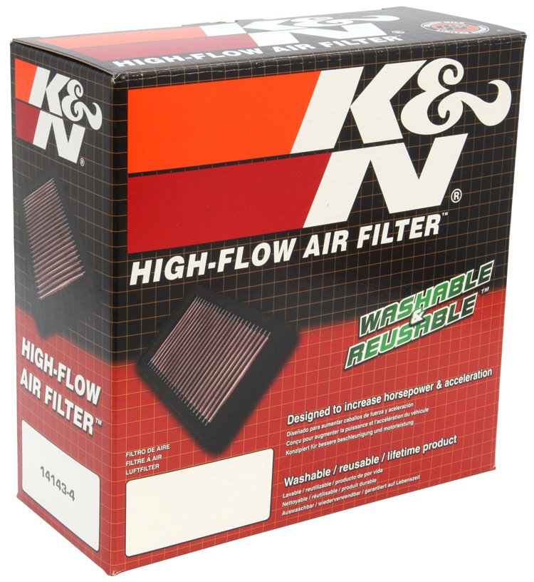 K&N - Filters - HA-1802 Air Filter