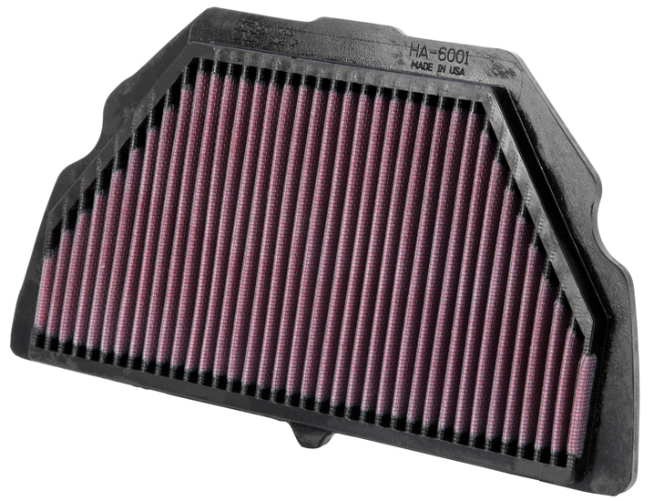 Get it delivered to your door - K and N HA-6001 Air Filter - 1240 (EGP)