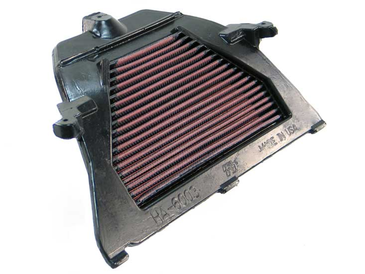 Get it delivered to your door - K and N HA-6003 Air Filter - 1490 (EGP)