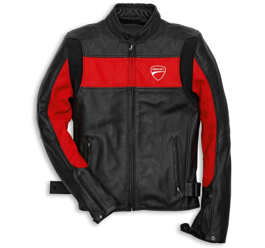 NEW-Jacket Company '14 Black/Red for Sale