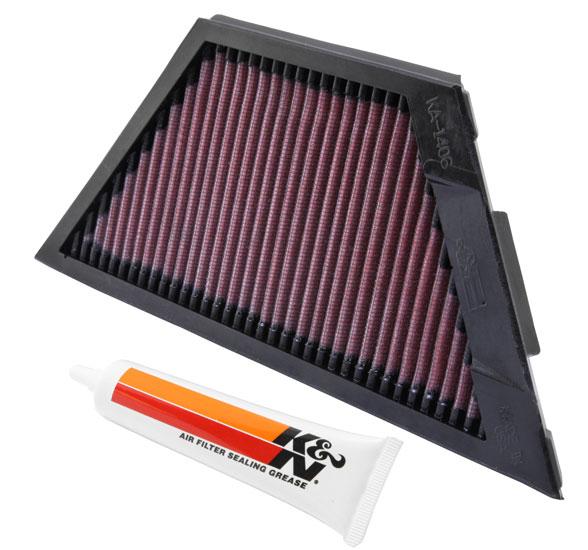 Get it delivered to your door - K&N KA-1406 Air Filter - 750 (EGP)
