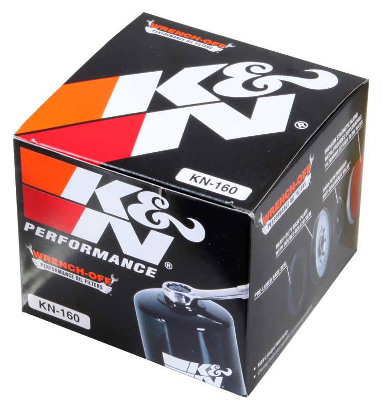 K and N - Filters - KN-160 Oil Filter