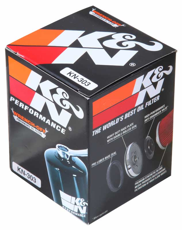 K and N - Filters - KN-303 Oil Filter