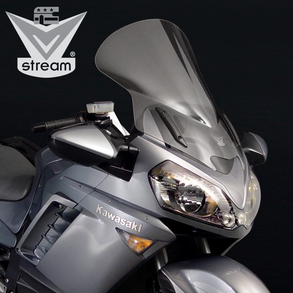 NATIONAL CYCLE VStream Replacement Screen for Kawasaki Concours