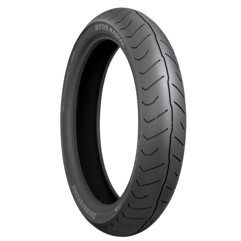 Get it delivered to your door - BRIDGESTONE G709 EXEDRA TOURING FRONT TIRE - 3005 (EGP)