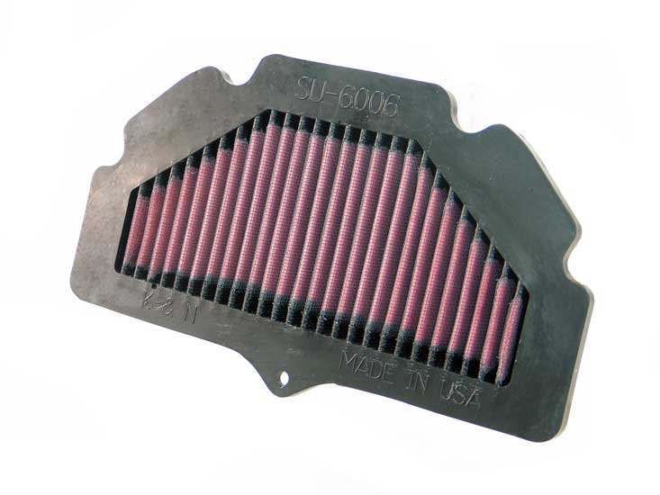 Get it delivered to your door - K and N SU-6006 Air Filter - 1195 (EGP)
