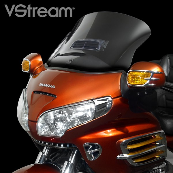 NATIONAL CYCLE VStream Replacement Windscreen, With Vent Opening for Honda GL1800