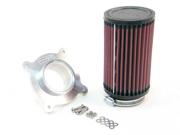 Get it delivered to your door - K&N YA-7006 Air Filter - 1210 (EGP)