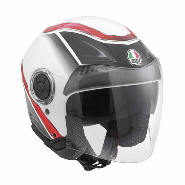 Get it delivered to your door - AGV NEW CITY LIGHT URBAN RACE - 2225 (EGP)