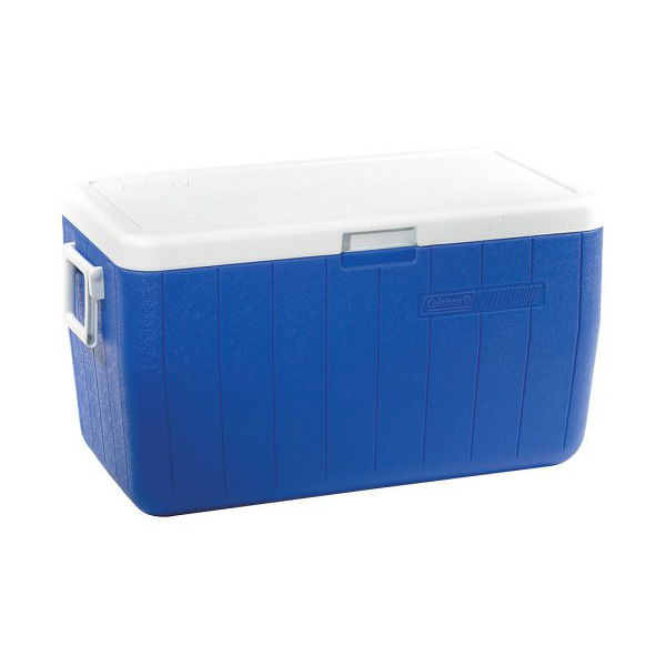 Get it delivered to your door - COLEMAN Fully Insulated Lid Cooler - 999 (EGP)