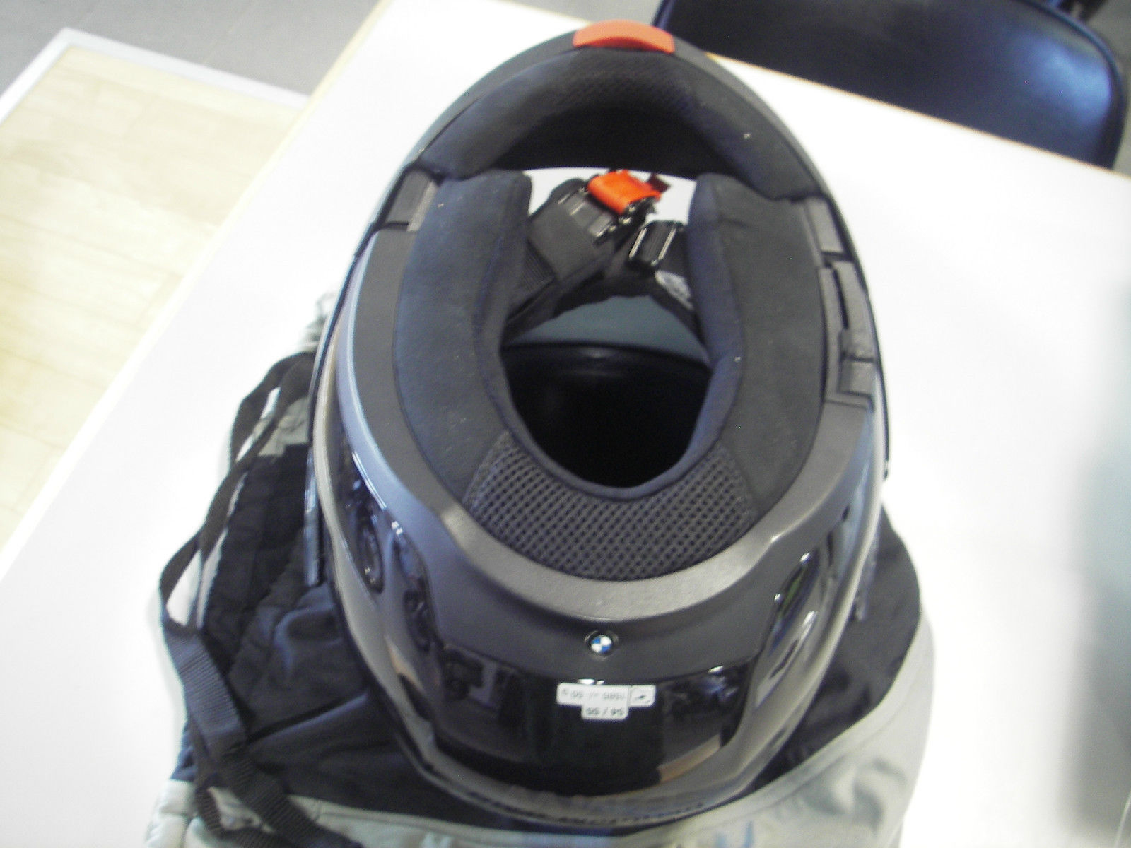 for sale new bmw system 6 motorcycle helmet new with. Black Bedroom Furniture Sets. Home Design Ideas