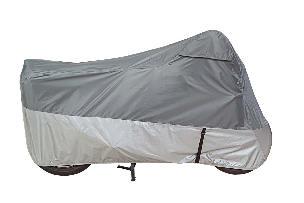 Get it delivered to your door - GUARDIAN Dowco Guardian Ultralite Plus Motorcycle Cover - 415 (EGP)