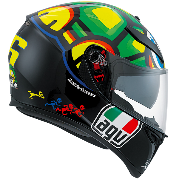 Get it delivered to your door - AGV K-3 SV MULTI TARTARUGA - 5800 (EGP)