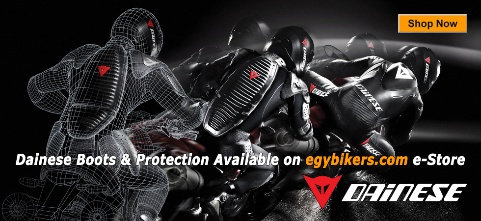 DAINESE Boots and Protection now in Store - Shop Now