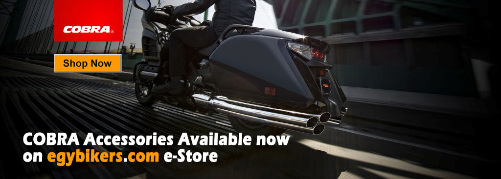 COBRA Accessories now in Store - Shop Now