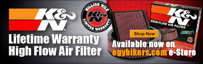 K&N Filters now in Store - Shop Now