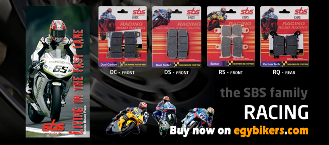 SBS Racing Brake Pads now in Store - Shop Now