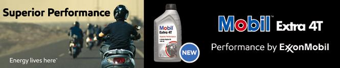 Mobil Extra 4T Performance by ExxonMobil