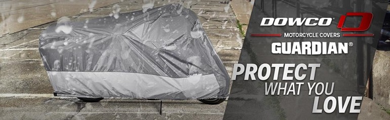Guardian Motorcycle Cover in Store - Shop Now