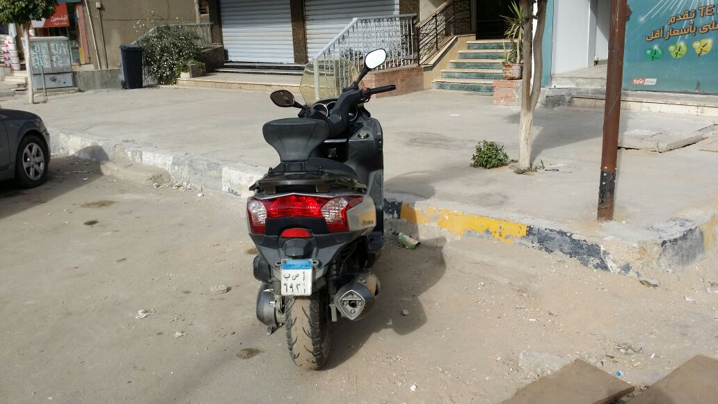 KYMCO DownTown 300 ABS  2014