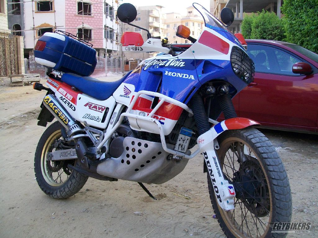 for sale honda africa twin 1998 30000 egp motorcycles. Black Bedroom Furniture Sets. Home Design Ideas