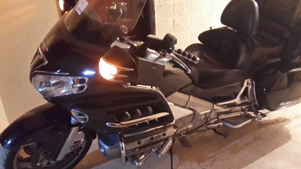 HONDA Goldwing 1800 - 2003