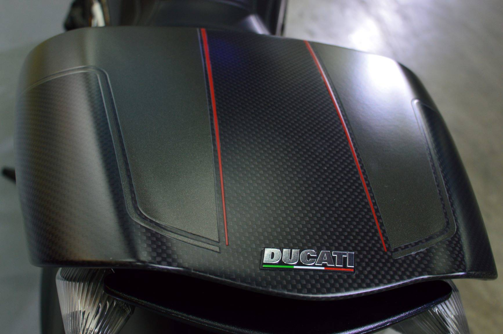 DUCATI Diavel Carbon - 2017