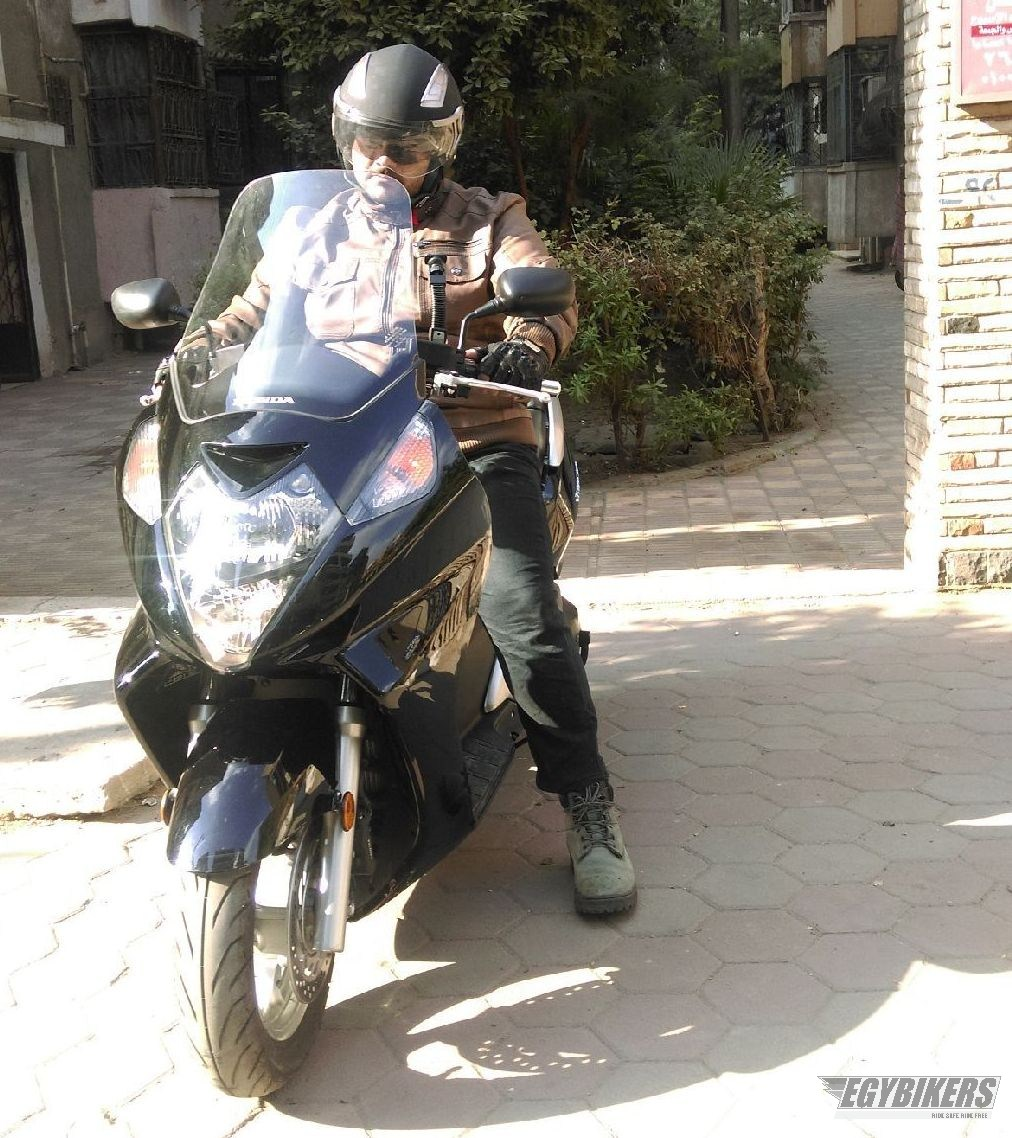 Buy And Sell Motorcycles In Egypt Classified 1970 Honda Silver Wing 600 Abs 2011