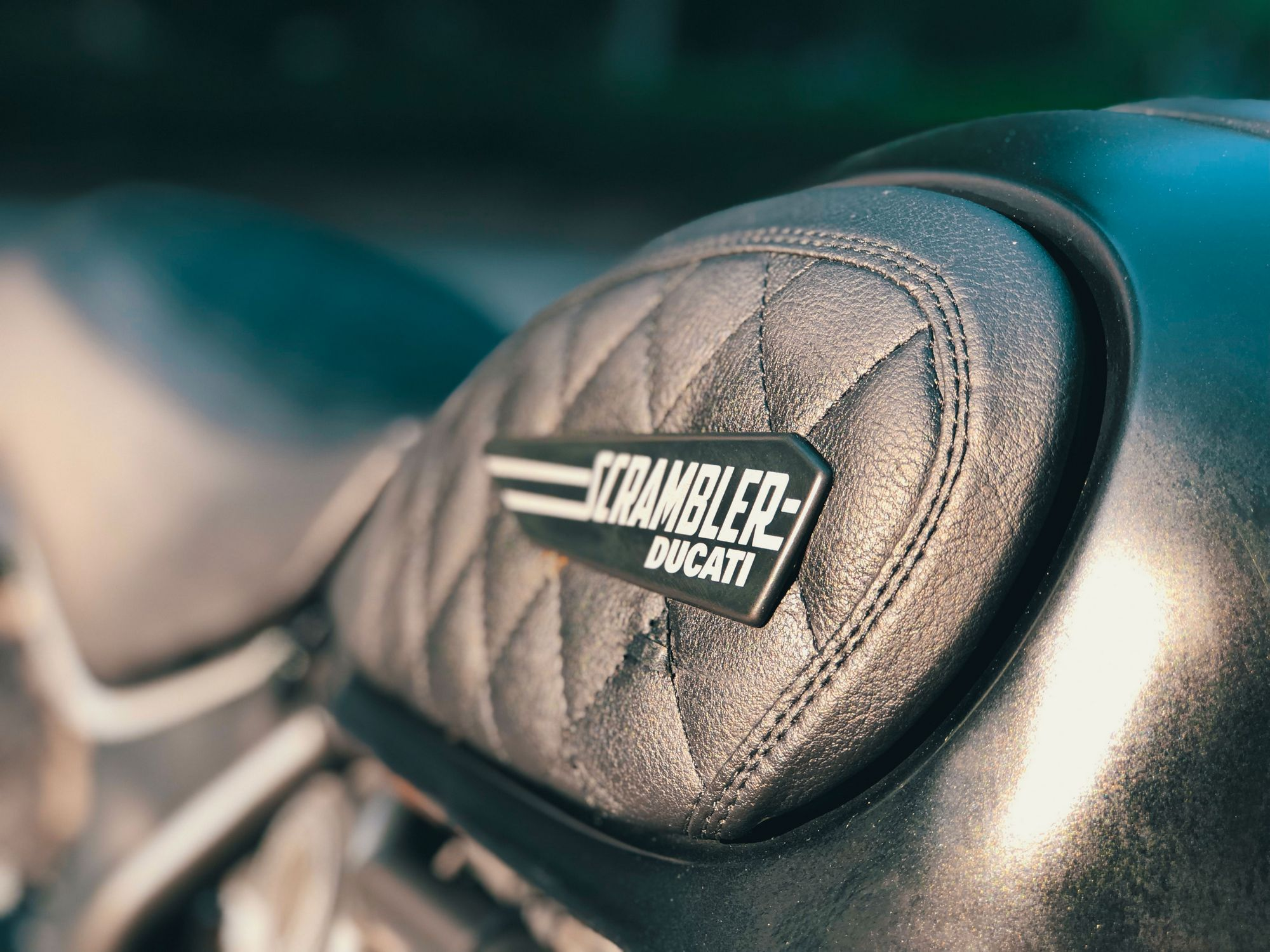 DUCATI scrambler full throttle - 2015