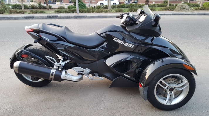 CAN-AM can-am spyder rs 2012